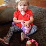 Dear Audrey (17 Months)