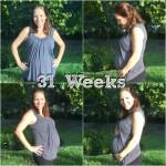 Dear BabyBug 2.0 (31 Weeks)