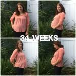 Dear BabyBug 2.0 (34 Weeks)